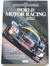 ILLUSTRATED ENCYCLOPEDIA OF WORLD MOTOR RACING (Coulter 1990)